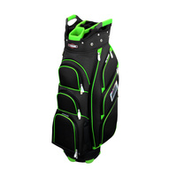 Slotline Tour Classic® Cart Bag - Lime