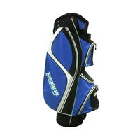 Brosnan Firebird Cart Bag - Blue/Black/White