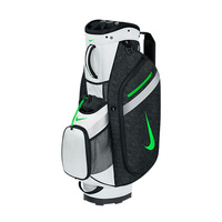 Nike Sport IV Cart Bag - Black/Volt