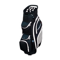 Prosimmon Platinum Cart Bag - WHITE