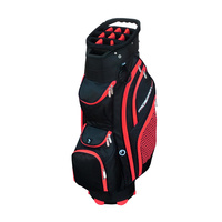 Prosimmon Platinum Cart Bag - RED