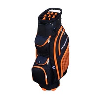 Prosimmon Platinum Cart Bag - ORANGE
