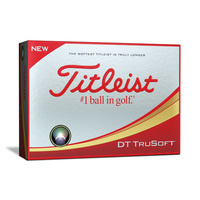 Titleist DT Truesoft Golf Balls
