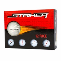 Brosnan Striker Golf Ball - 3 DOZEN