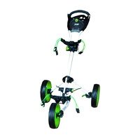 Slotline Dynasty Buggy - White/Lime
