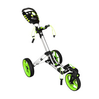 Prosimmon One Fold Icon Buggy - Silver/Lime