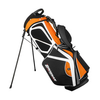 Brosnan Swagman 5.0 Stand Bag - ORANGE
