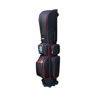 Slotline Hi Roller® Wheelie Travel Bag - Red