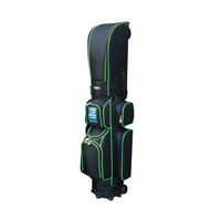 Slotline Hi Roller® Wheelie Travel Bag - Lime