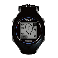 Bullet Tracker TR1000 GPS Watch Black