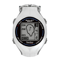 Bullet Tracker TR1000 GPS Watch White