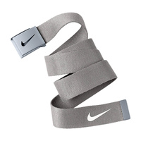 Nike Tech Web Belt Light Charcoal