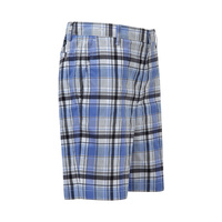 Footjoy Otago Magras Fashion Shorts - Frost Grey / Light Purple