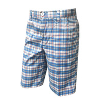 IZOD Coastal Plaid Short - BLUE REVIVAL