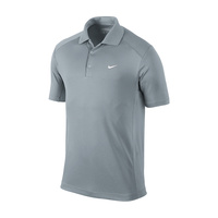 Nike Men's Dri-Fit UV Tech Polo - Magnet Grey