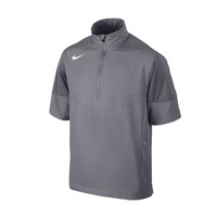 Nike Sport SS Wind Top - CHARCOAL