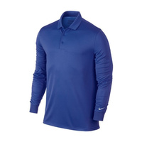 Nike Victory Longsleeve Polo - Game Royal