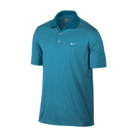 Nike Victory Stripe Men's Polo - Light Blue Lacquer