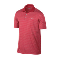 Nike Victory Stripe Polo LC - Daring Red