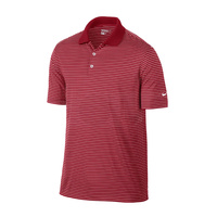 Nike Victory Stripe Polo LC - Varsity Red [Size: Large]