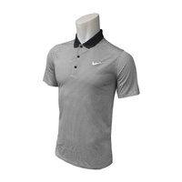 Nike Victory Mini Stripe LC Polo - Black/White