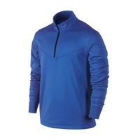 1/2-Zip Therma-Fit Cover-Up - Game Royal/Dark Obsidian