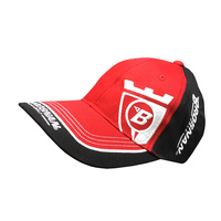 Brosnan Tour Cap - RED