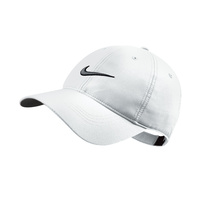 Nike Tech Swoosh Cap - WHITE