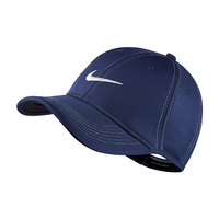 Nike Ultralight Contrast Cap - Midnight Navy /Wolf Grey/White