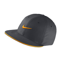 Nike Golf True Tour Cap - Dark Grey/ Vivid Orange
