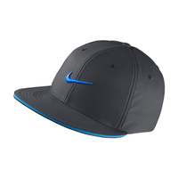 Nike Golf True Tour Cap - Dark Grey/ Photo Blue