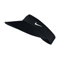 Nike Ladies Big Bill 2.0 Visor - BLACK