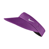 Nike Ladies Big Bill 2.0 Visor - COSMIC PURPLE