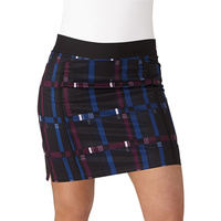 Adidas Ladies Adistar Skort - Black/Mystery Ink