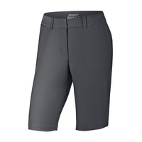 Nike Ladies Bermuda Tournament Short - Dark Grey