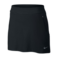 Nike Ladies No-Sew Skort - Black