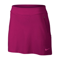 Nike Ladies No-Sew Skort - Sport Fuschia