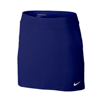 Nike Ladies Tournament Knit Skort - DEEP ROYAL