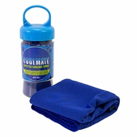 Brosnan Lifestyle Cooling Towel Blue