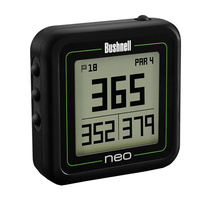 Bushnell Neo Ghost Golf GPS Black