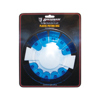 Brosnan Plastic Putting Disc