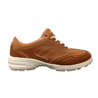 Brosnan Turfglider Golf Shoes - Tan