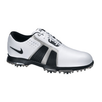 Nike Zoom Trophy II Golf Shoes - WHT/SLVR