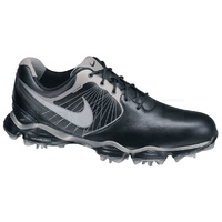 Nike Lunar Control II Golf Shoe - Black/Metallic Silver