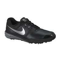 Nike Lunar Command Golf Shoes - Black/Mtlc CoolGrey/Cool Grey