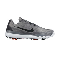 Nike TW'15 Golf Shoes - SLVR/BLK
