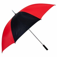 "Brosnan Mustang 60"" Umbrella (NL BLK/RED)"