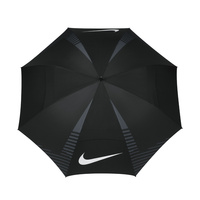 "Nike 62"" Windsheer Umbrella - Black/White"