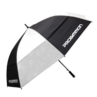 "Prosimmon Icon Windbuster 68"" Umbrella - BLK/WHT"