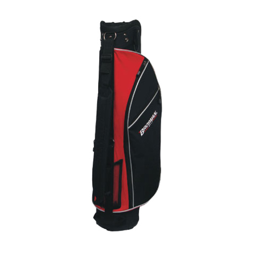 Brosnan Travel Mate Carry Bag - Black/Red